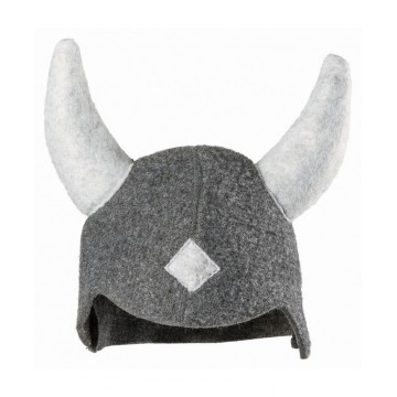 Bonnet viking gris