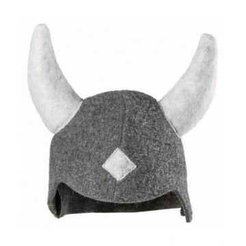 Bonnet viking gris